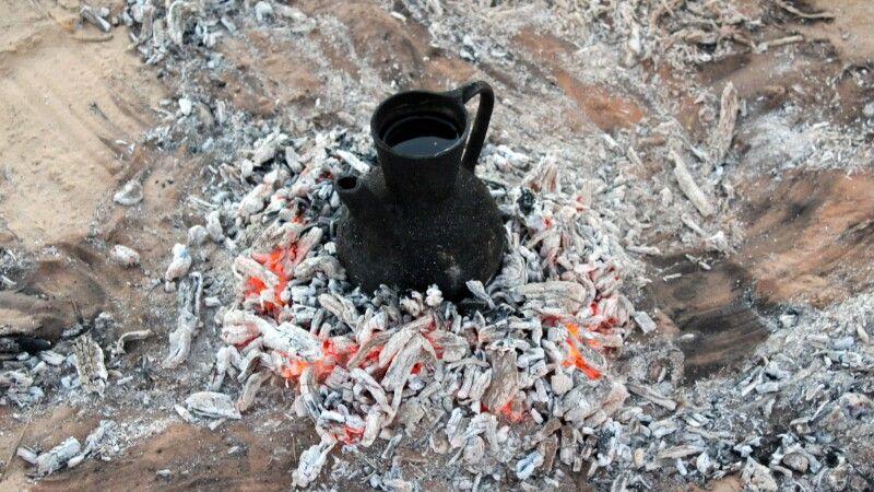 Teezeit in der Wüste © Diamir