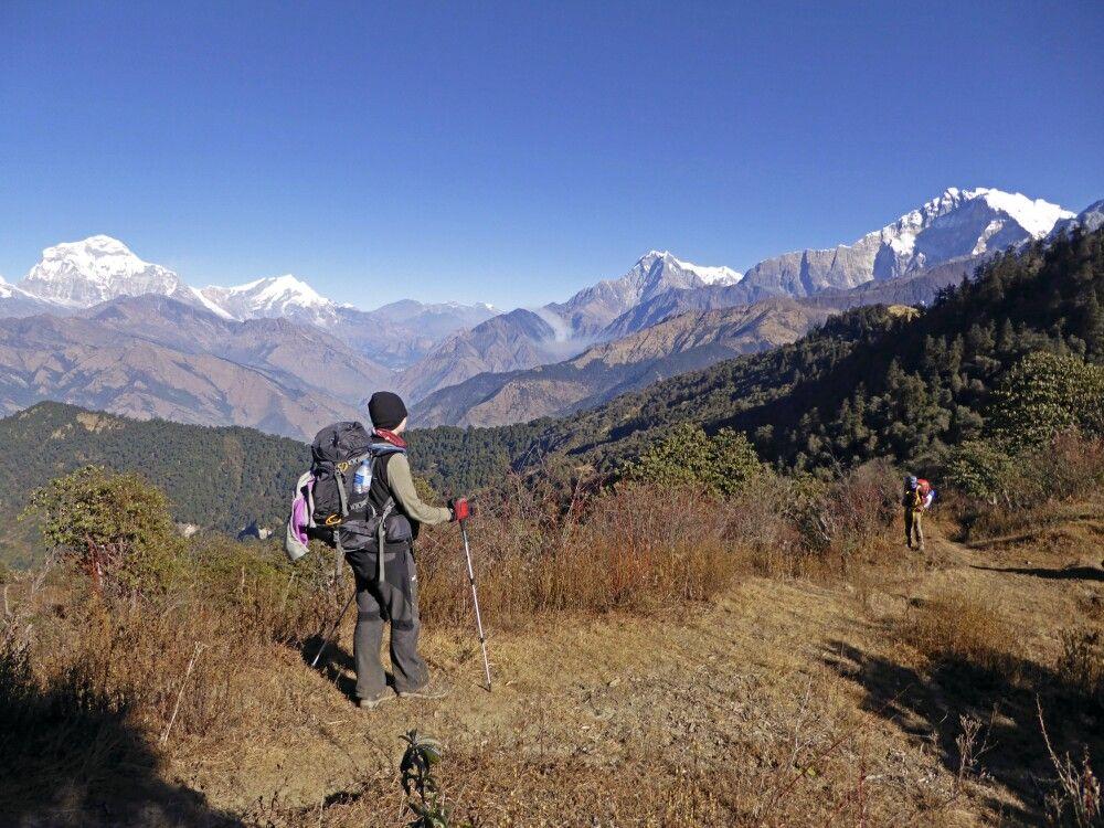 Trek nach Ghorepani