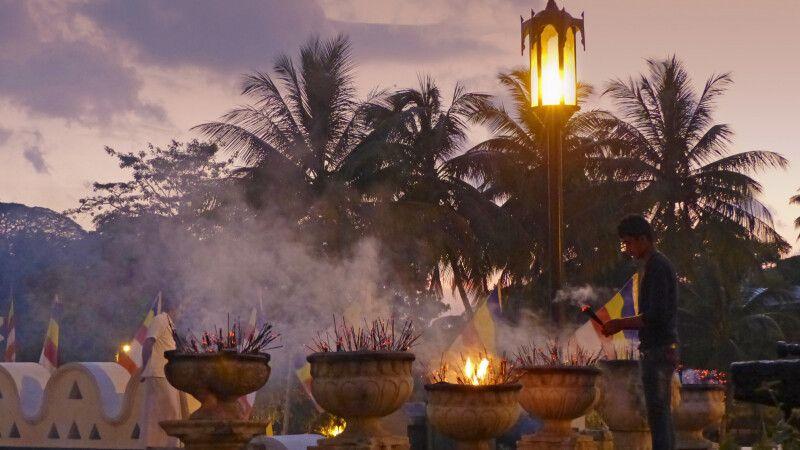 Zahntempel Kandy © Diamir