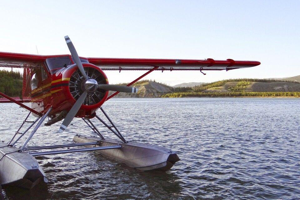 Viele Gebiete im Yukon sind nur per Wasserflugzeug erreichbar