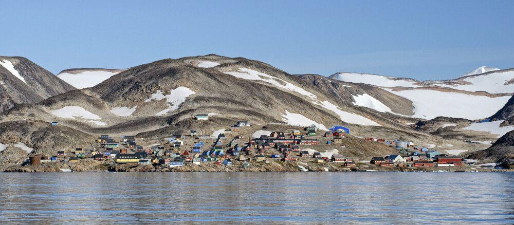 Der kleine Ort Ittoqqortoormiit