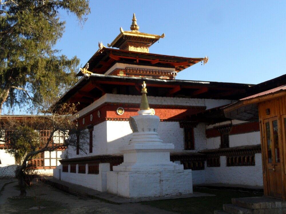 Tempel von Kyichu Lhakhang