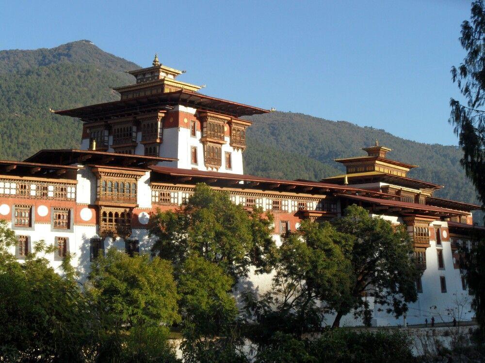 Dzong von Punakha