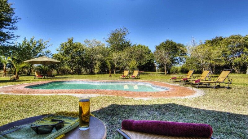 Chobe Savanna Lodge: Pool © Diamir