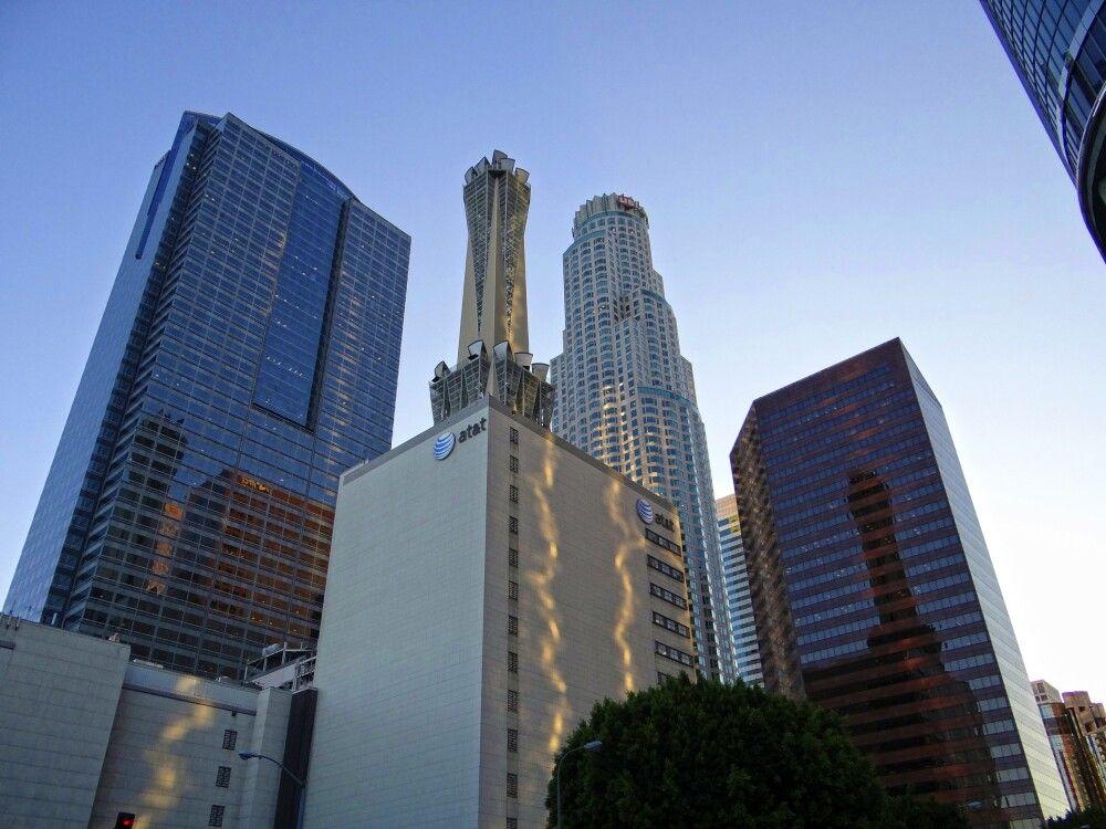 In Downtown gibt es viele Hochhäuser zu bewundern