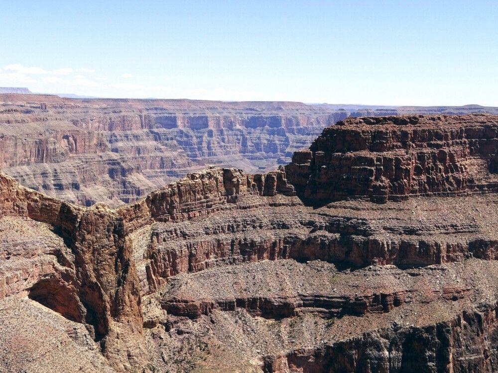 Ausflug zum Grand Canyon West