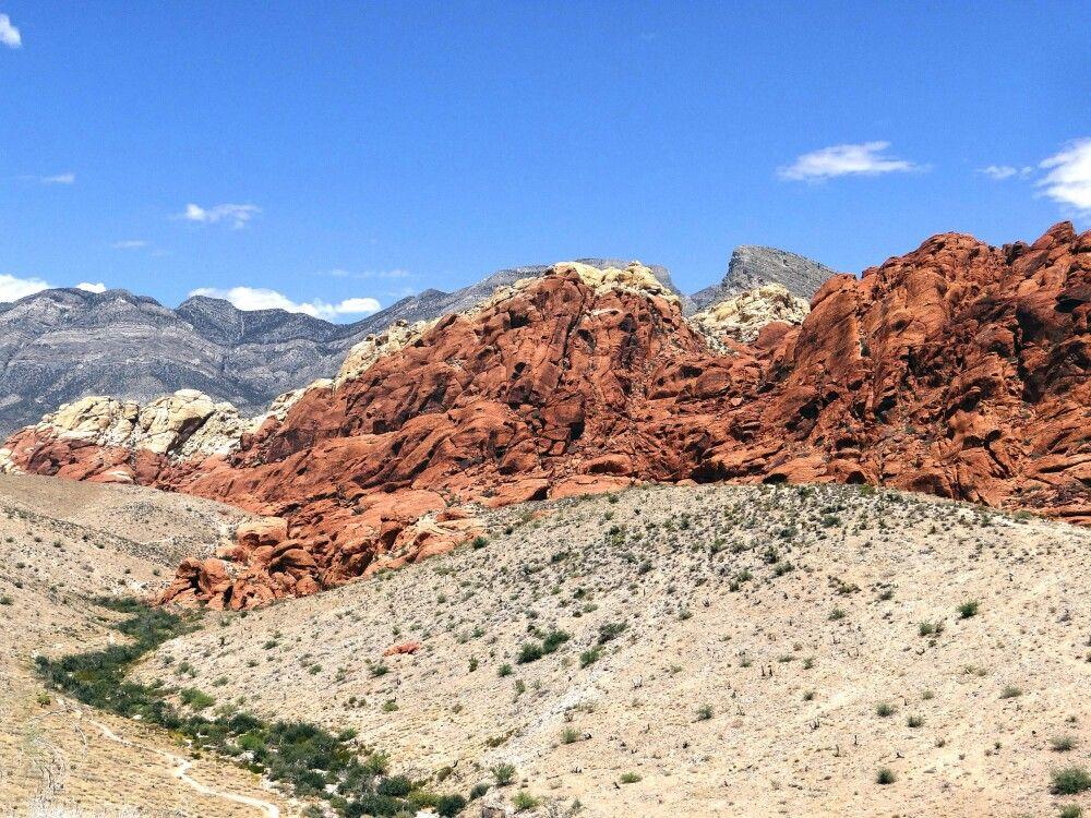 Kleiner Abstecher zum Red Rock Canyon nahe Las Vegas