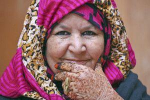 Handschmuck aud Henna