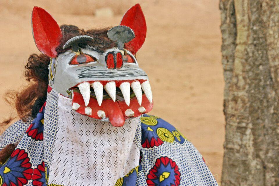 Gelede Maskenfestival