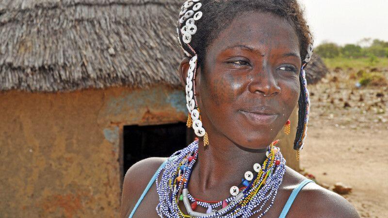 Fulani Frau © Diamir