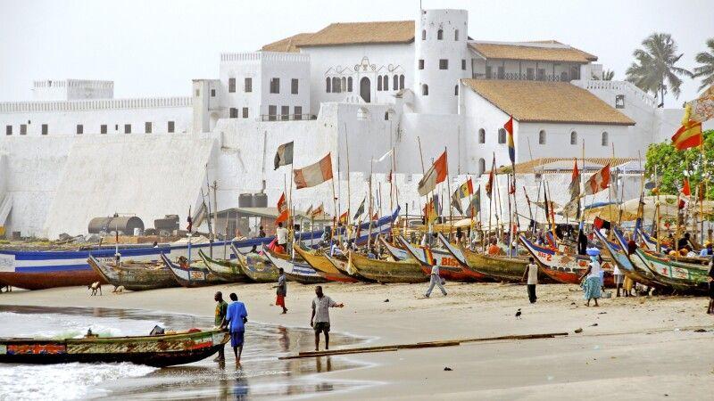 Stadt Elmina © Diamir