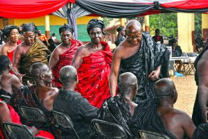 Ashanti Funeral