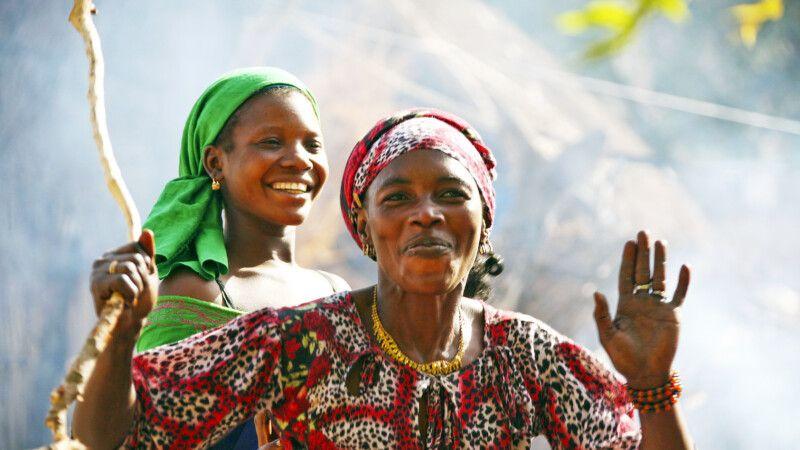 Frau im Senegal © Diamir