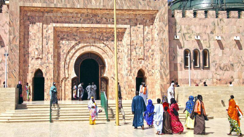 Moschee Touba © Diamir