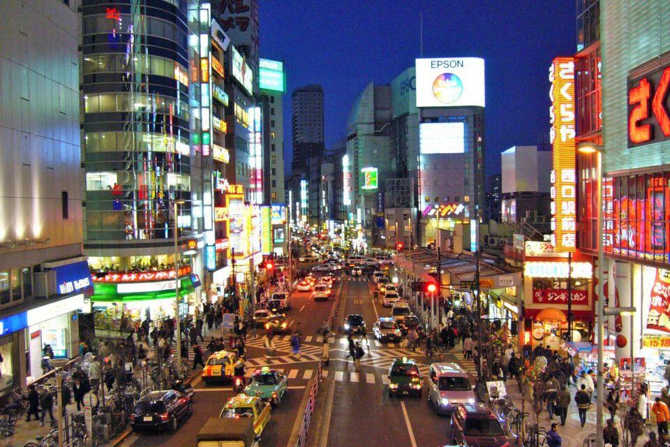 Tokio – Akihabara