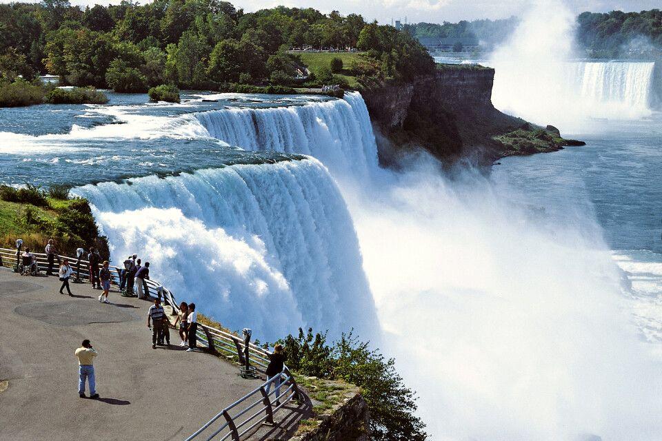 Niagarafälle, US-Seite