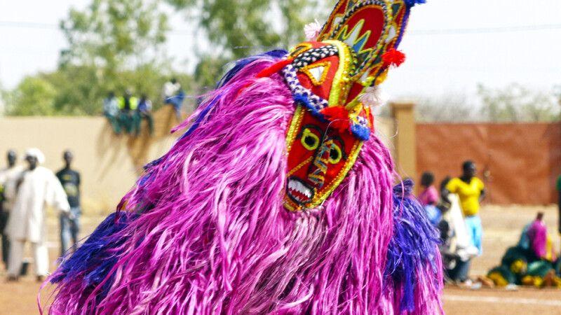 FESTIMA Maskenfestival in Dedougdou © Diamir
