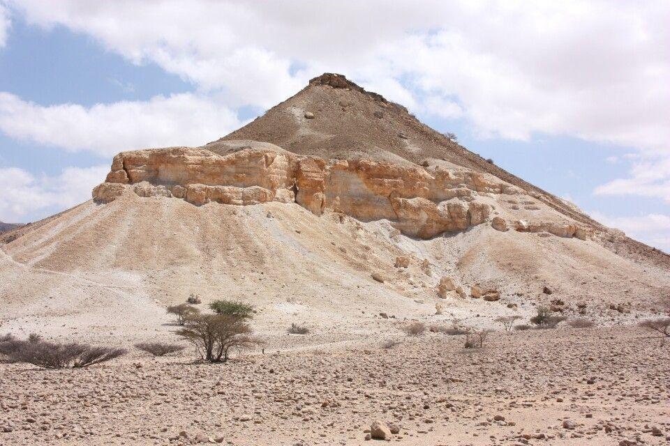 Landschaft unterwegs in Somaliland