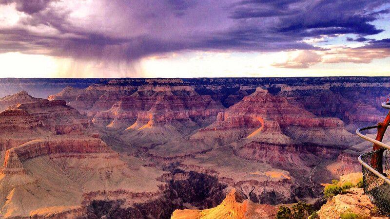 Atemberaubende Aussicht über den Grand Canyon © Diamir