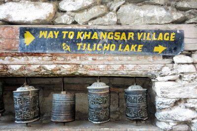 Trekking im Annapurna-Gebiet
