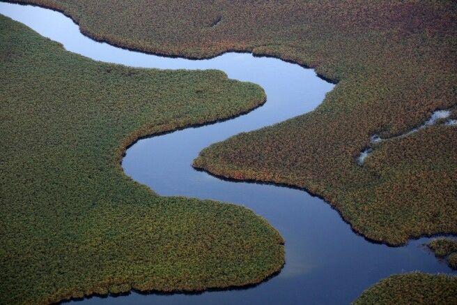 Fly In im Okavango Delta