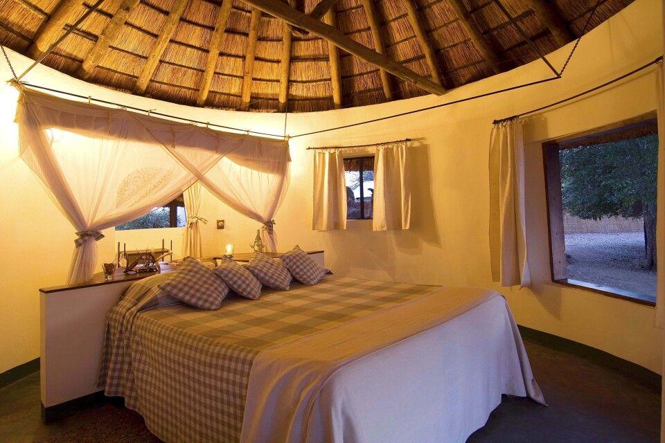 Zimmerbeispiel von dem Nsefu Camp