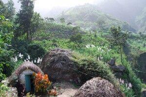 Insel Santo Antao