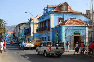 Insel Sao Vicente - Mindelo