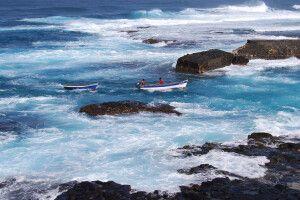Küste der Insel Santo Antao