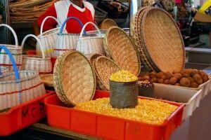 Frischemarkt auf den Kapverden