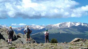 Wanderer in Colorado