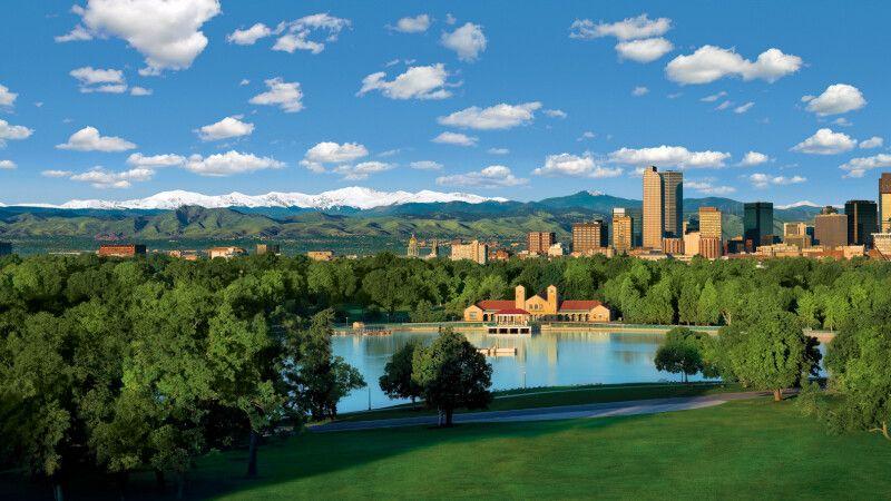 Skyline von Denver © Diamir