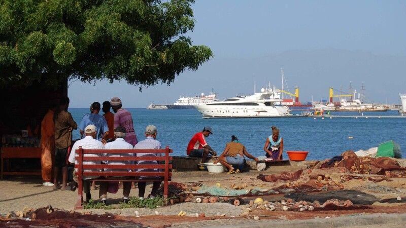 Insel Sao Vicente – Mindelo © Diamir