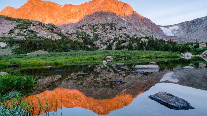 Stimmung im Rocky Mountain NP, Colorado © Diamir