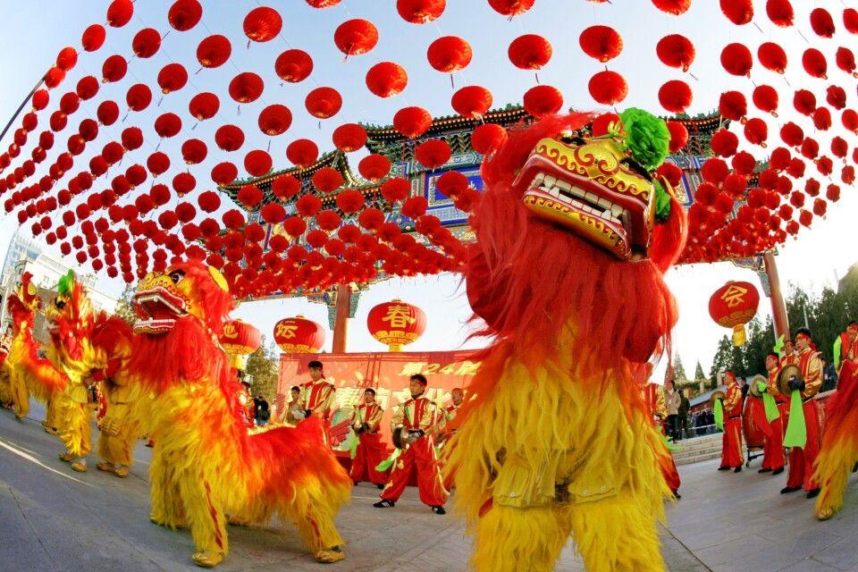 Fest in Peking