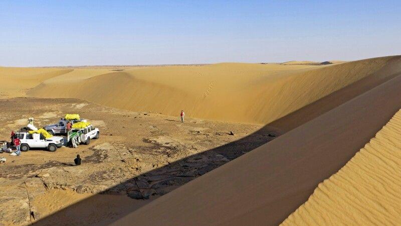 Landschaft im Ennedi © Diamir