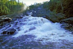 Wasserfälle bei Wawa, Ontario