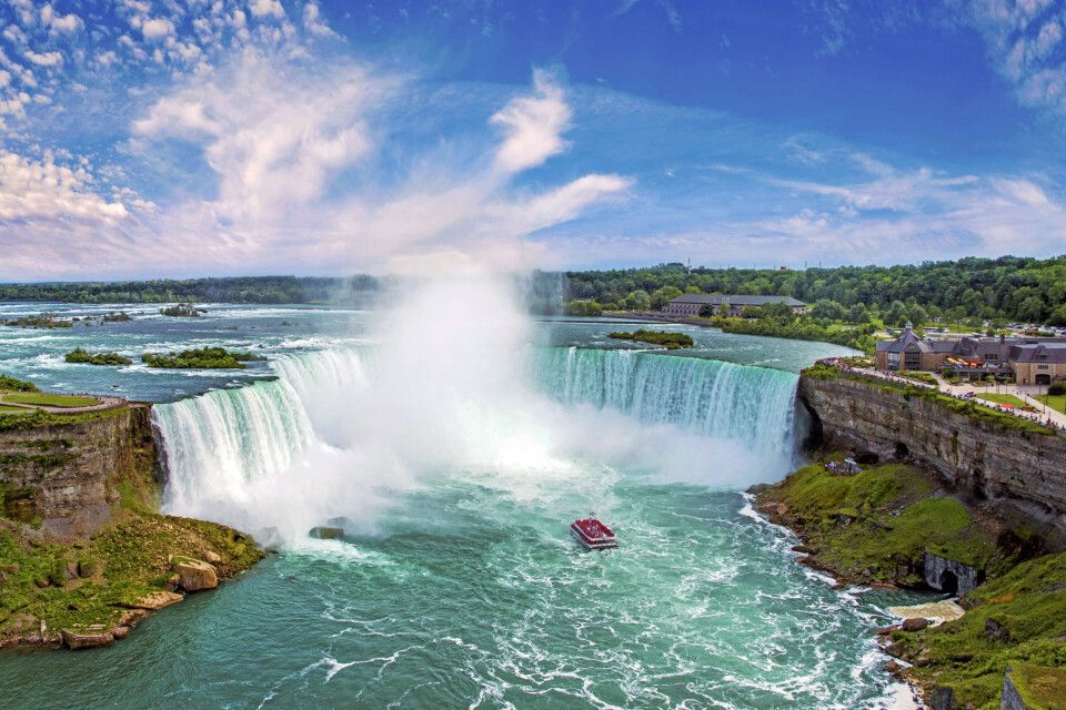 Niagarafälle, Ontario