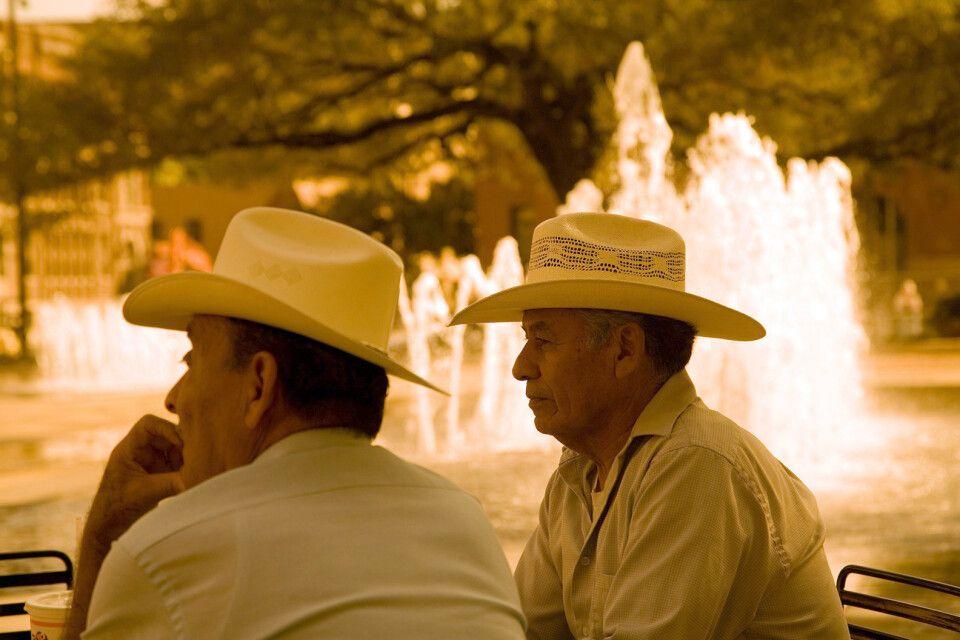 Main Plaza, San Antonio, Texas