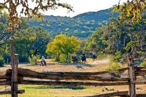 Hill Country nahe San Antonio, Texas