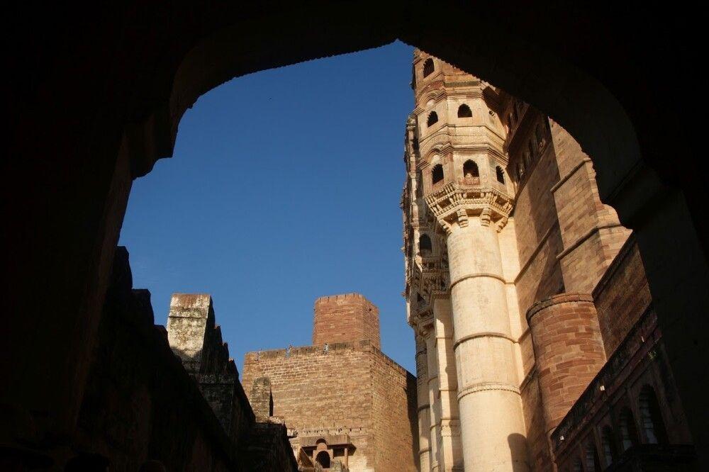 Festung Mehrangarh Jodhpur