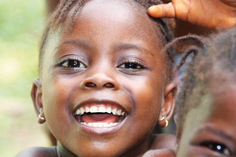 Lebensfreude a la Sierra Leone