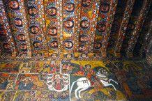 Debre Birhan Selassie Kirche in Gondar