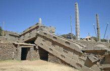 Stelenpark in Axum