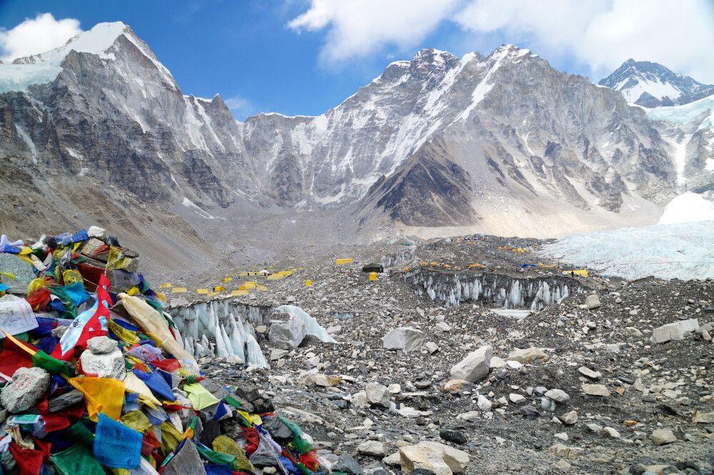 Everest Basislager