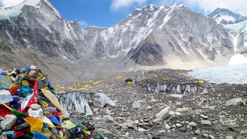 Everest Basislager © Diamir
