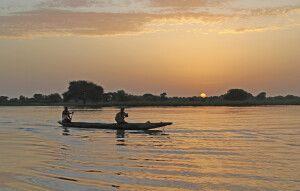 Au dem Senegalfluss