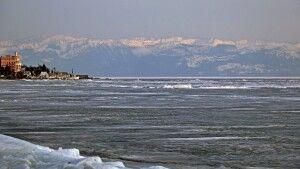 Listwjanka und das Sajan-Gebirge
