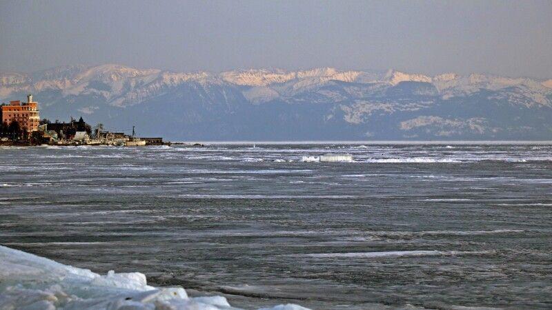 Listwjanka und das Sajan-Gebirge © Diamir
