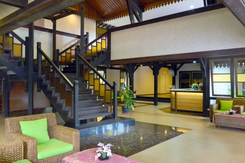 Arsela Hotel Foyer